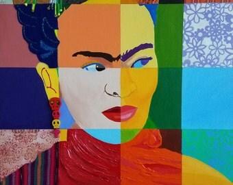 Frida Painting I