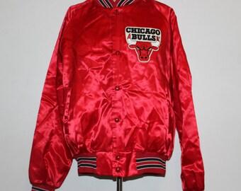 Vintage Chicago Bulls Chalk Line NBA Jacket M