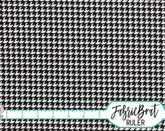 houndstooth fabric by the yard fat quarter black u0026 white fabric hounds tooth fabric quilting