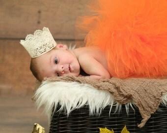 Orange Tutu, Fall Autumn Tutu, Harvest Tutu, Photo Prop Tutu, Newborn Tutu, Birthday Tutu
