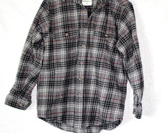 Field and Stream Flannel Shirt