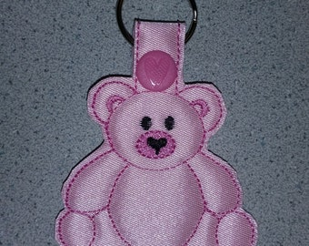 "Teddy bear ""digital pattern""  In the hoop machine embroidery design"