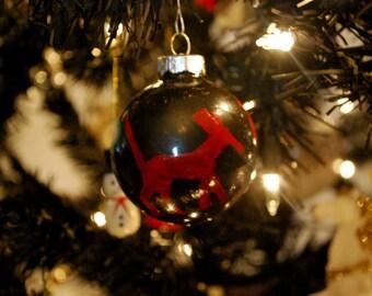 Egyptian God Set Seth Holiday Ornament