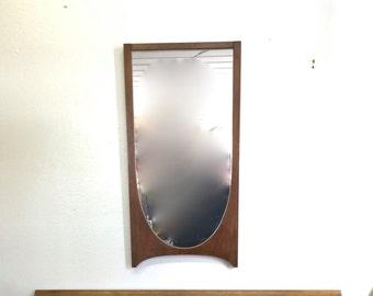Mirror Broyhill Brasilia Mirror Mid Century Modern Classic