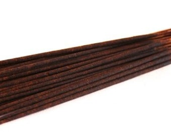 CINNAMON Incense Sticks (hand rolled, organic, natural incense)