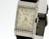 1951 Bulova wristwatch 10K gold filled