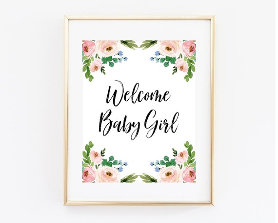 Image result for welcome baby girl