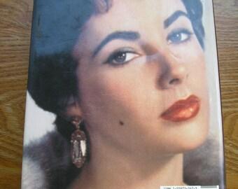 Vintage book Liz An Intimate Biography of Elizabeth Taylor C David Heymann Hollywood movie star actress Cleopatra National Velvet Giant 192