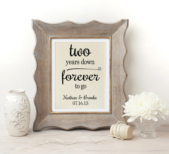 2nd Wedding Anniversary Gifts Cotton For Her : Gift 2nd Anniversary Gift Cotton Anniversary Gift for Her 2nd ...