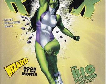 She-Hulk #6 - October Issue - Marvel Comics - Grade NM