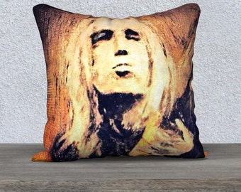 TOM PETTY PILLOW