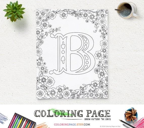 Custom Coloring Page Printable
