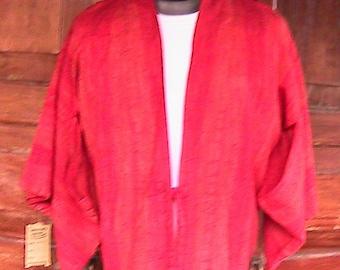Short Japanese kimono Jacket