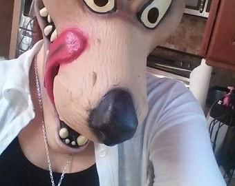 Vintage Big Bad Wolf Mask