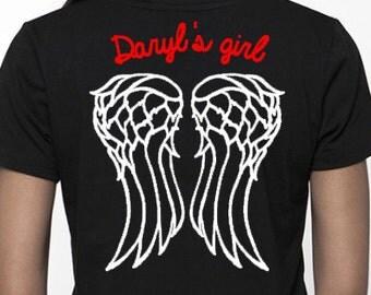 Daryl Dixon tshirt