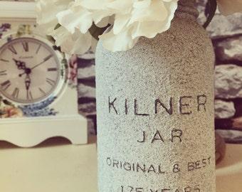 Kilner 175 year Anniversary Mason jar