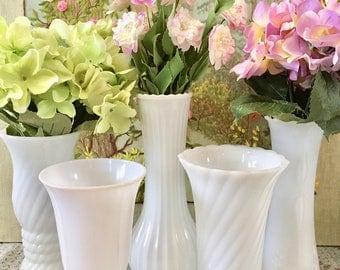Tall wedding vases   Etsy