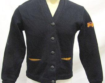 Vintage PJ Jackson Wool Highline Sweater