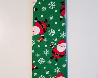 Roly Poly Santa Necktie