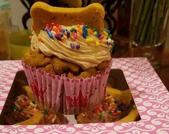 Organic Gluten Free Pup Cakes