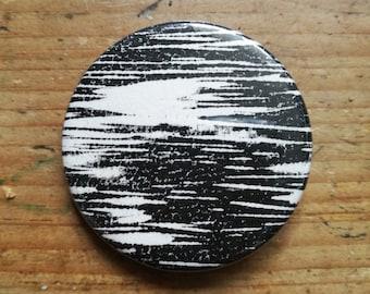 Sky #1 - Original print button badge