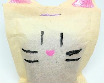 4 x Pretty Kitty Tub Tea