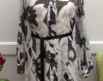 Retro 1960's Tina Warren Dress
