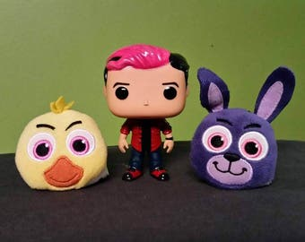 SUPER Short Time SALE Custom Markiplier Pop Pink Hair