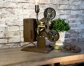 Vintage  16mm Film Projector Lamp