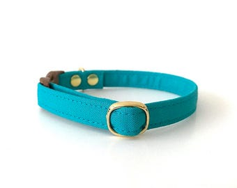 Emerald Breakaway Cat Collar