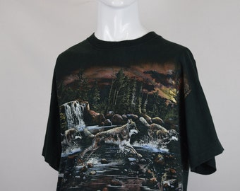 Wolf Woodland T-shirt