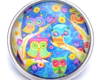 OWL Snap Button 18 mm