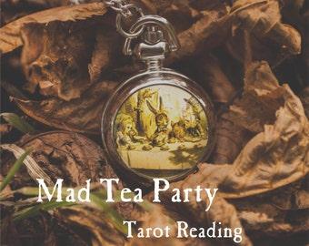 Mad Tea Party Tarot Reading
