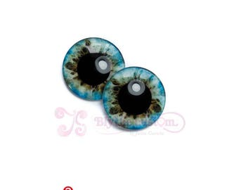 Blythe eye chips - BL034