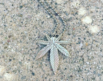 Mary Jane over rose quartz necklace