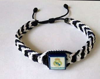 Very nice Thin Real Madrid Bracelet