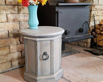 English Country Side Table