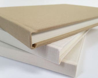 Linen Sketch Books
