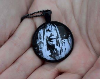 Carrie Prom Night Pendant Necklace