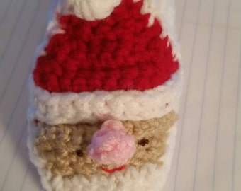Kids Santa slippers
