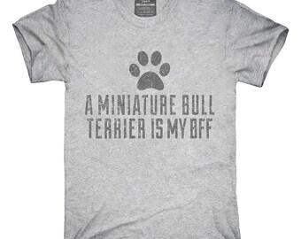 Cute Miniature Bull Terrier Dog Breed T-Shirt, Hoodie, Tank Top, Gifts
