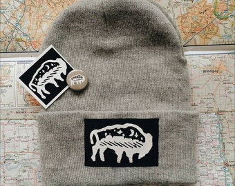 ON SALE! Buffalo Beanie