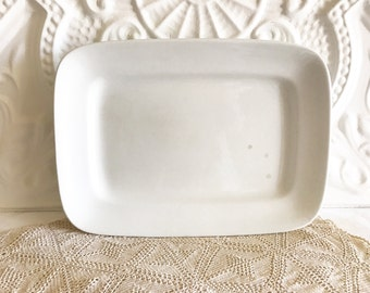 Large Antique Ironstone Platter