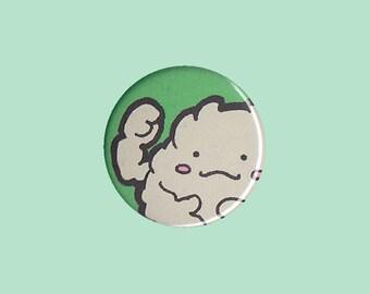 Graveler Badge - kawaii Pokemon,Graveler button, Graveler pin, Pokemon badge, Pokemon button, chibi Graveler, kawaii Graveler
