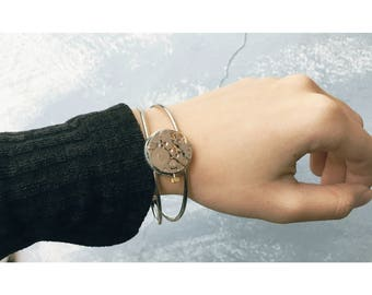 Frozen Time | Caliber bangle