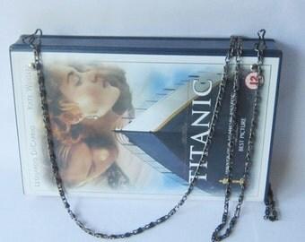 VHS Box Handbag: Titanic
