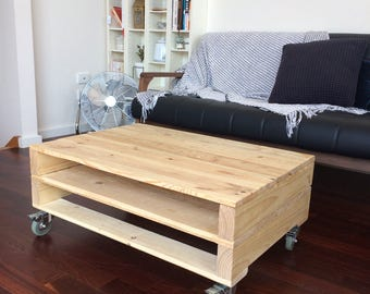 Coffee Table. Rustic. Designer. Homeware. Moving. Unique. Made in Melbourne by Bryce&Co