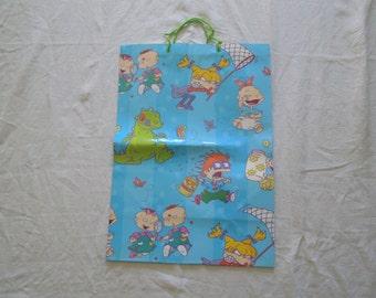 90s Rugrats Nickelodeon Big Gift Bag