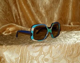 Genuine vintage Emilio Pucci sunglasses