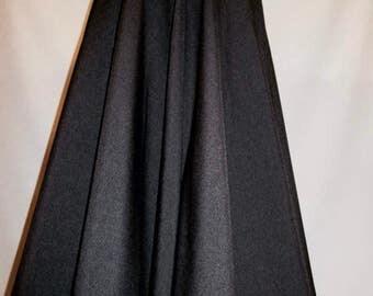 Full Length Maxi Circle Skirt~Full Circle Skirt ~Long Maxi skirt Mother's Day Gift  Skirt Wedding Circle Plus Size Skirt Red@sohoskirts
